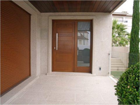 portazos puertas exteriores