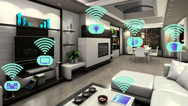 hogar inteligente
