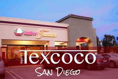 Aqui es Texcoco in San Diego