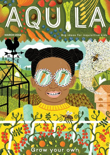 Aquila Children's Magazine - Grow your own