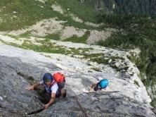 come veri alpinisti