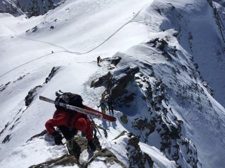 01_Demis negli ultimim metri al Marchhorn