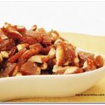 crocante de castanha