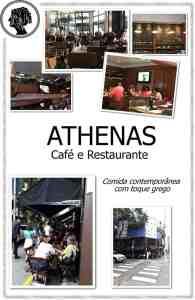 Patty Martins Restaurante Athenas
