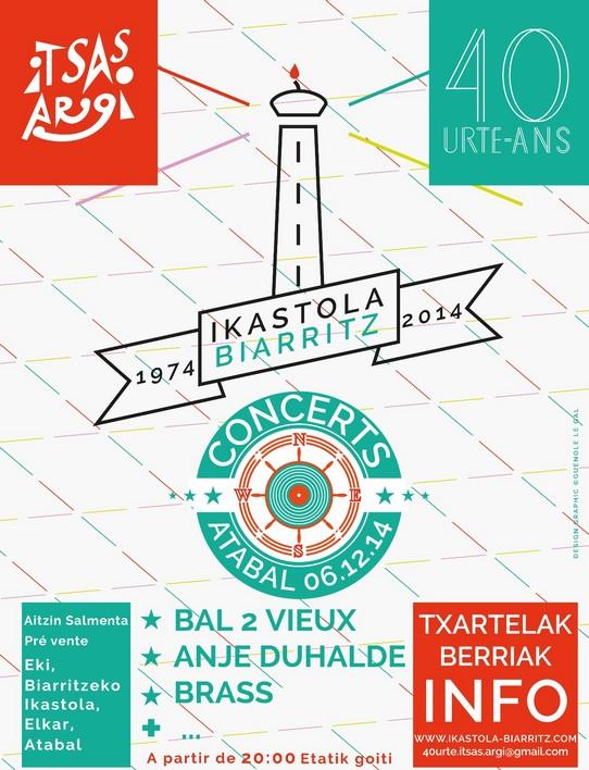 Pays Basque : 40 ans de l'ikastola de Biarritz