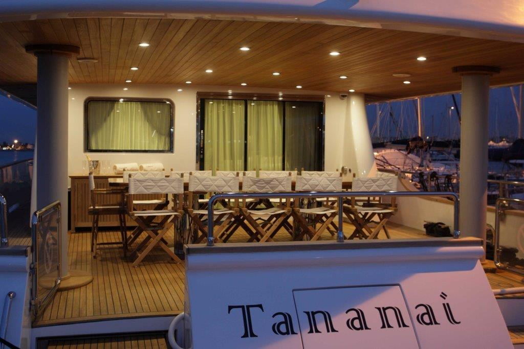TANANAI Luxury Yacht For Charter AqvaLuxe Yachts