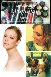 Estudio de maquillaje Aqvaspacio. Especialistas en novias