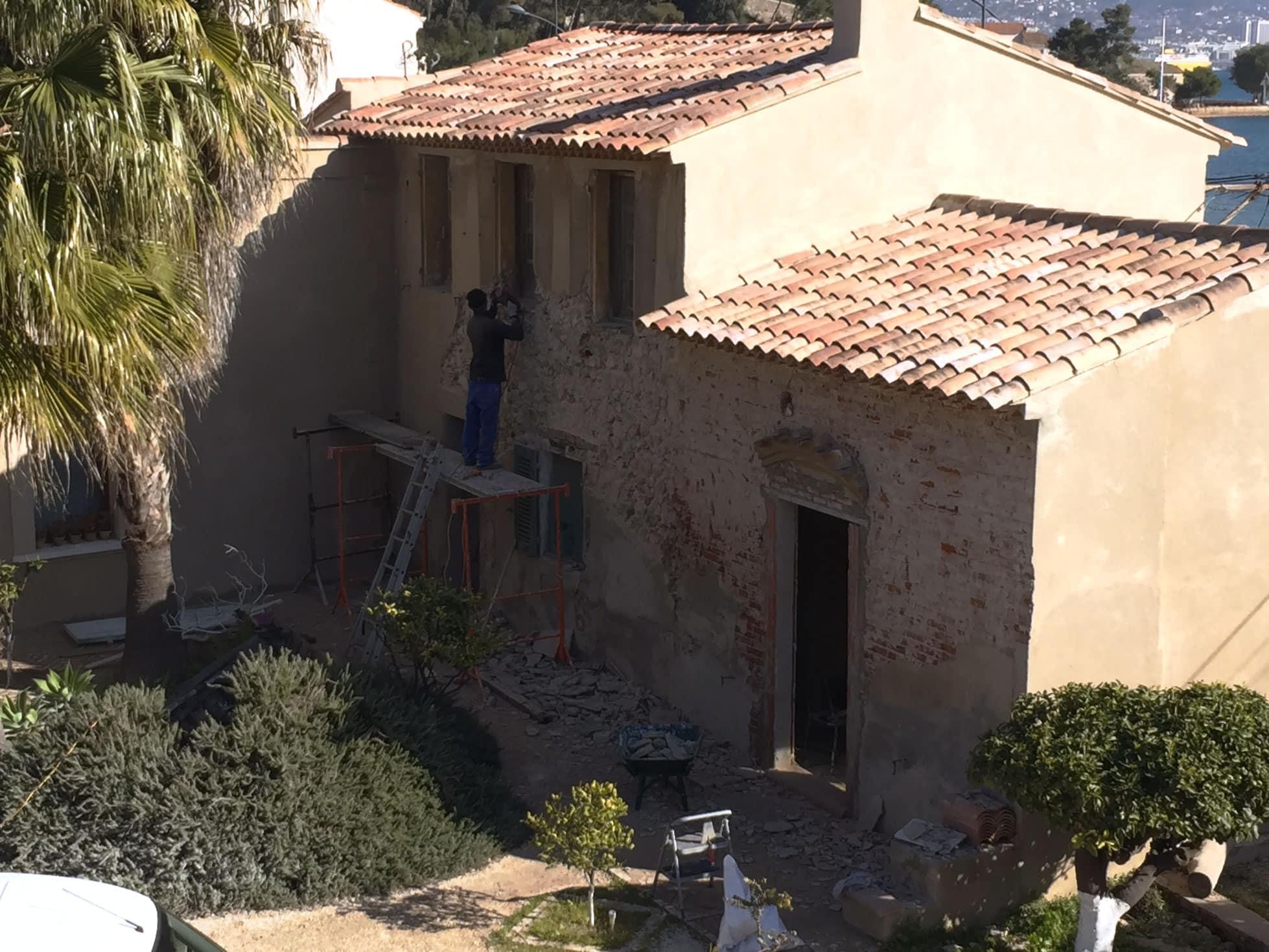 AR Couverture Toulon - Travaux Couverture Façade Maison