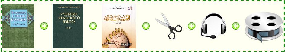 начальный курс арабского языка