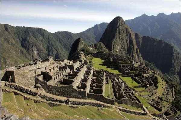 ماتشو بيتشو في البيرو