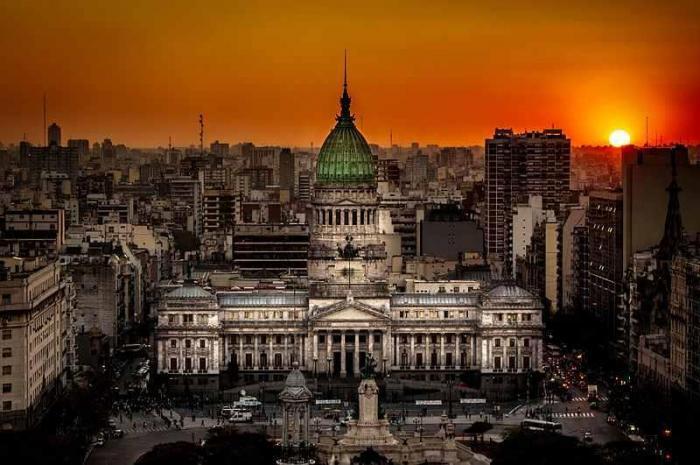 الكونغرس الارجنتيني
