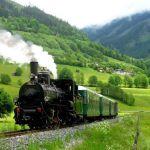فيديو : الريف النمساوي زيلامسي و كابرون