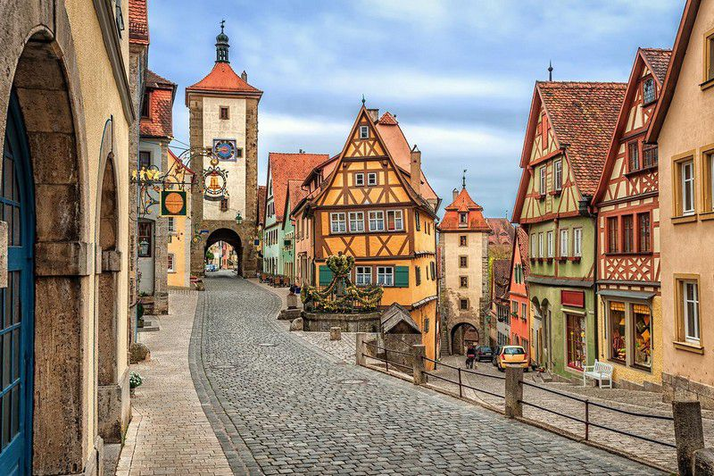 7.-ROTHENBURG-OB-DER-TAUBER-Germany