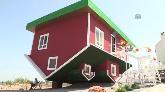 المنزل-المقلوب-في-تركيا
