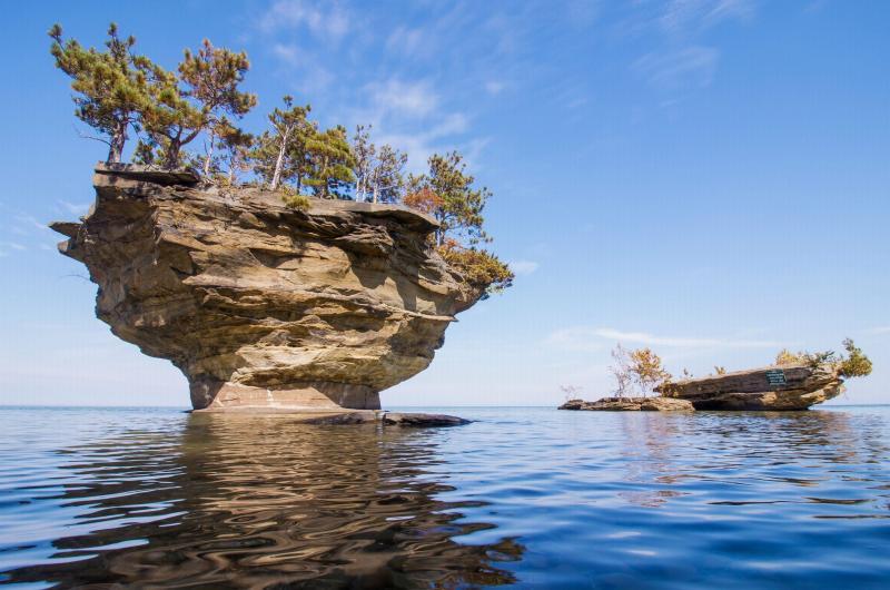 جزيرة اللفت