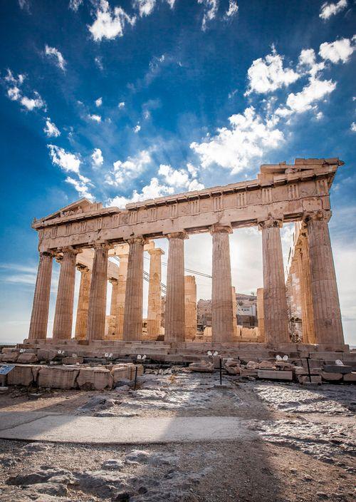 اثينا اليونان