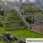 سر أسطورة الحدائق المعلقة فى بابل العراق