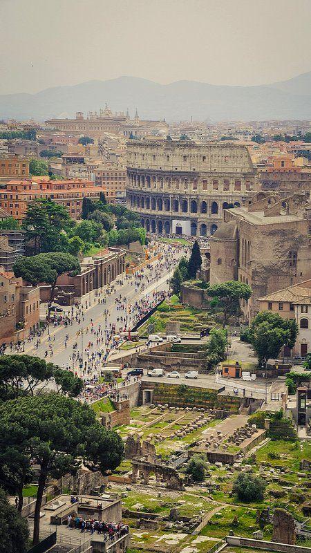 الكولوسيوم روما