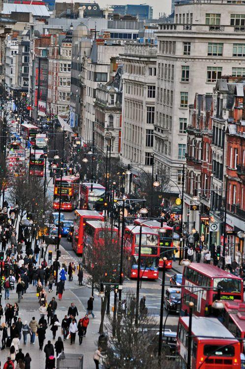 شارع أكسفورد