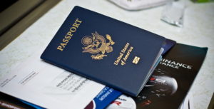 وثائق السفر