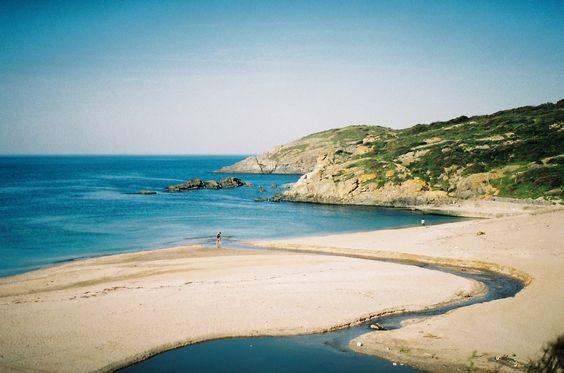 شاطئ كليوس فى تركيا