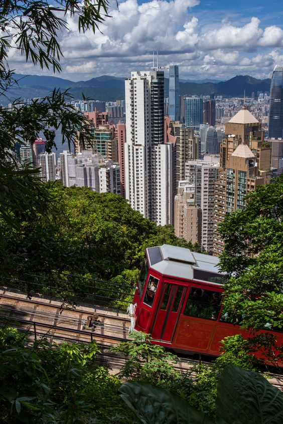السفر الى هونج كونج