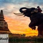 السياحة فى تايلند و 5 اماكن رائعة يجب ان لا تفوتك
