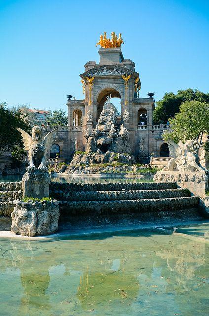 Parc de la Ciutadella برشلونة بارك