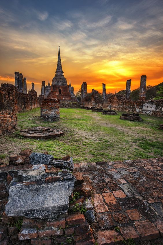 تايلند Ayutthaya
