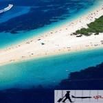 شاطىء زلاتني رات اجمل شواطىء كرواتيا