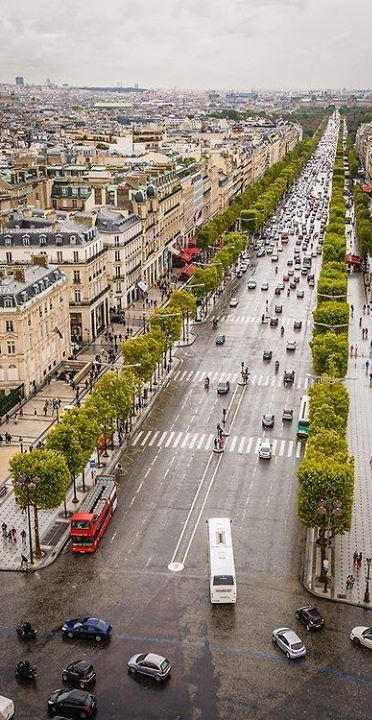شارع الشانزليزيه