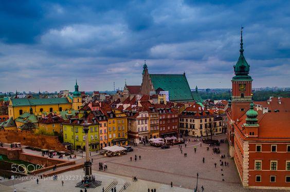 Plac Zamkowy & Castle Squar