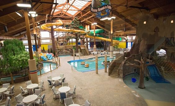 Timber Ridge Lodge & Water Park, Lake Geneva
