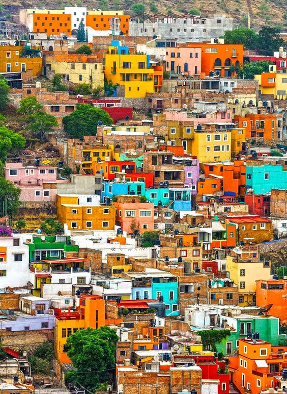 مدينة غواناخواتو