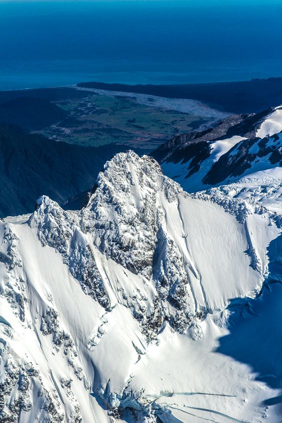 الانهار الجليدية