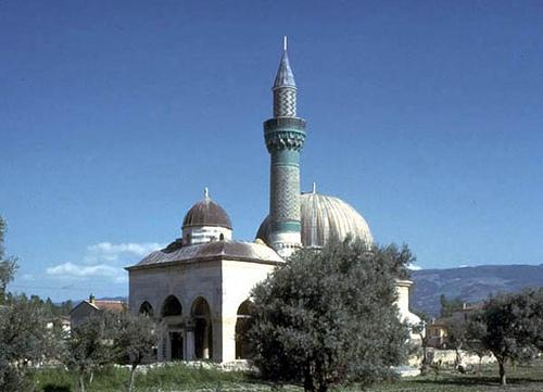المسجد الاخضر