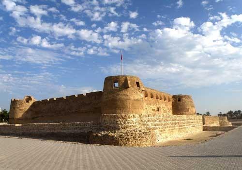 قلاع البحرين