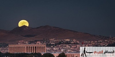 مدينة انقرة تركيا