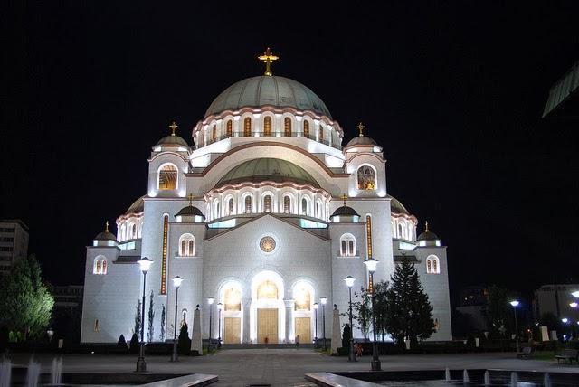 معبد القديس سافا