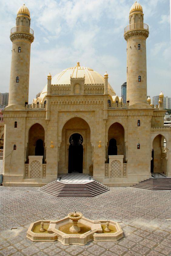 مسجد تازة بير