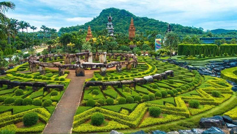 بتايا بارك السياحة في بتايا تايلاند