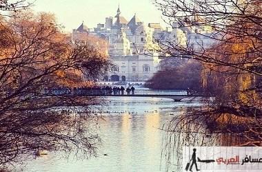 اماكن سياحية في لندن