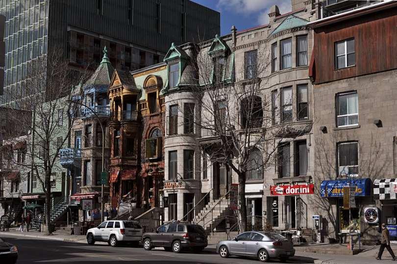شارع سانت دينيس