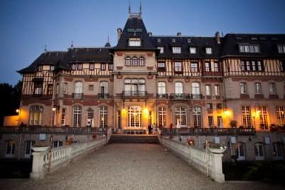 Chateau de montvillargenne Paris