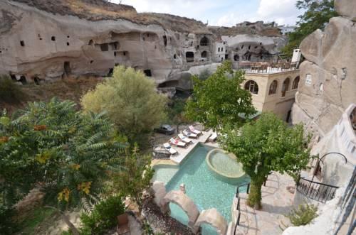 فندق كهف غاميراسو كابادوكيا تركيا