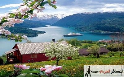 السفر الى النرويج