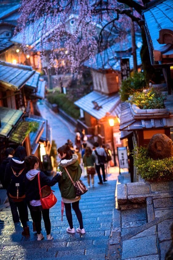 مدينة كيوتو Ninenzaka and SannenZaka