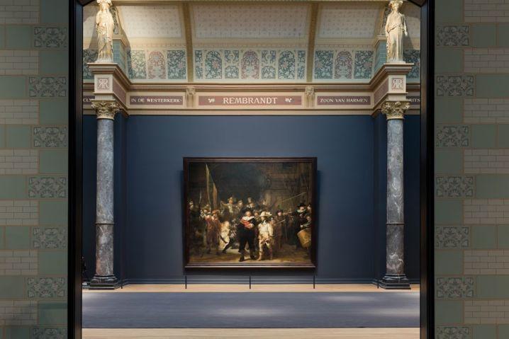 ريجكس المتحف الوطني في أمستردام