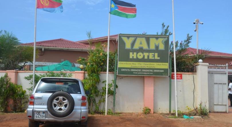 فندق يام