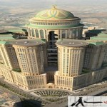 شاهد أبراج كدي أكبر فنادق مكه و العالم الذي سوف يكون متاحاً في 2017
